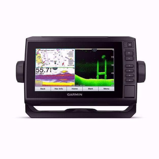 Afbeelding van Garmin ECHOMAP UHD 72cv met GT24-TM transducer